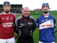 REPORT/PHOTOS: Causeway Show Strength To Reach U21 Hurling Final