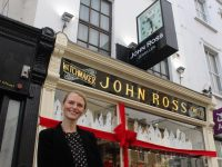 John Ross Jewellers Clock Is Alive And Ticking Again