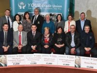 Five Groups Receive €3,000 Each From Tralee Credit Union's Lauri Healy Fund