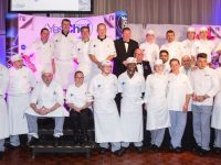 24/10/2017  Yes Chef Awards in the Strand Hotel.  Photograph Liam Burke Press 22.