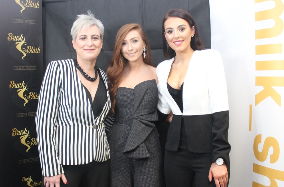 Photos top fashion blogger opens new brush n blush salon for A maureen mccarthy salon