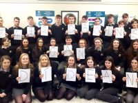 Gaelcholáiste Students To Raise Funds For Arlington Lodge