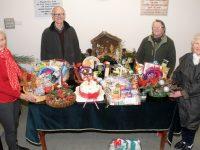 Looking forward to the Christmas Fair in Teach an tSolais in St John's Ashe Street on Sunday were Mona Butler, Michael Latchford, Rhona Giles and Mary Kinch. Photo by Dermot Crean