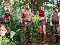 McCann At The Movies: New 'Jumanji' Is Solid Blockbuster Fare