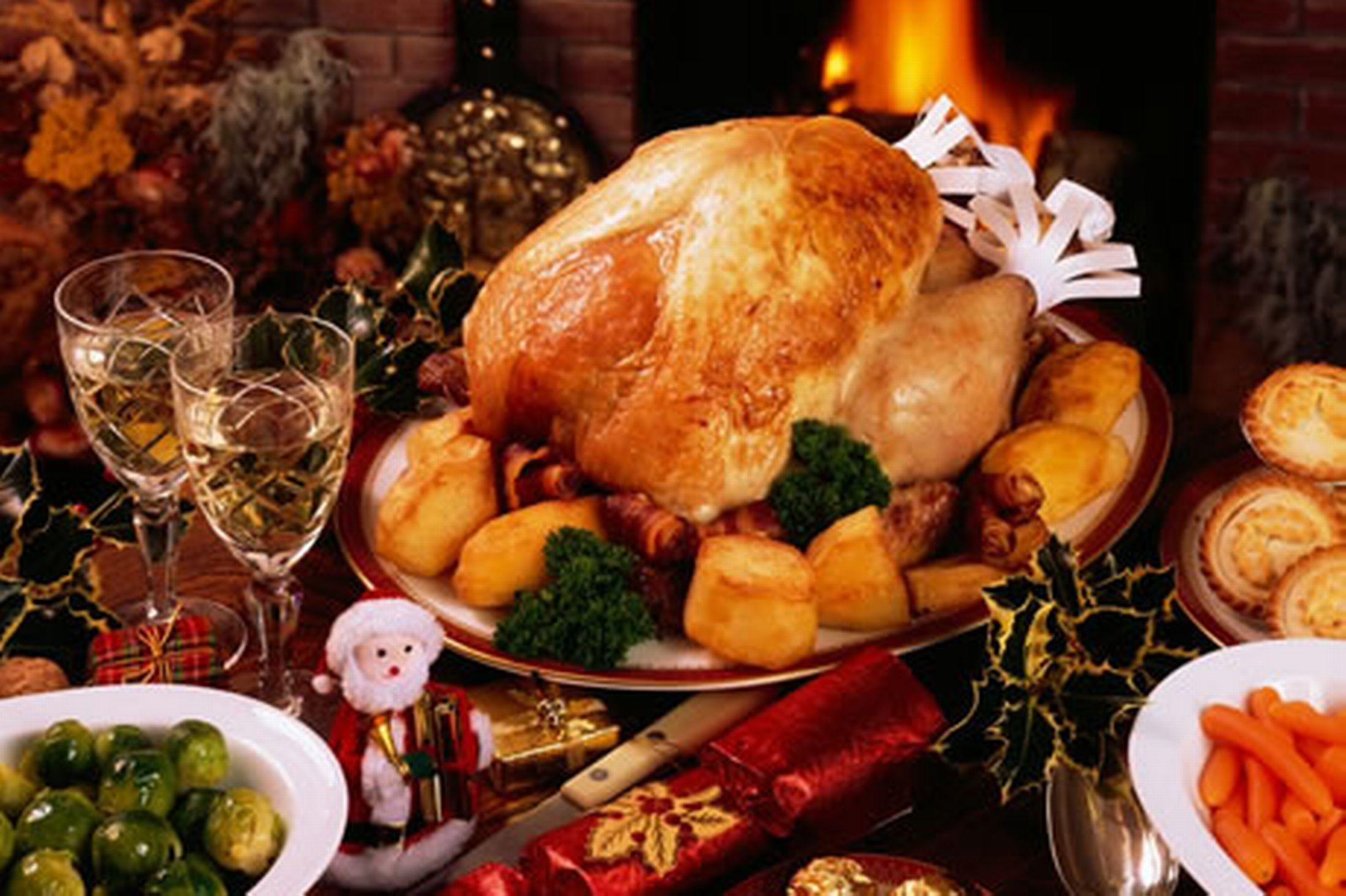 Christmas Meat.Mark Doe S Recipes For A Delicious Christmas Dinner