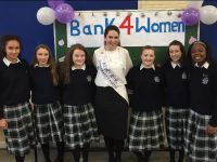 From Left to right) Doireann Thomas, Rachel Kilgallen, Leah Canty, Breda O Mahony (The Kerry Rose 2017), Bronagh Foley, Orlaith O Brien, Zainab Lawal