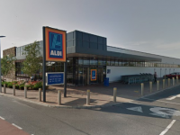 Aldi at John Joe Sheehy Road.