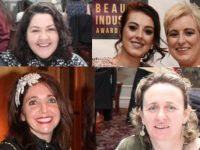 Some of the Kerry nominees in the Irish Wedding Awards 2018. Clockwise from top left; Ciara O'Donnell, Maureen and Frances McCarthy from Brush n Blush, Maura Sheehy and Carol Kennelly.