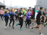 Participants of the Kerins O'Rahillys 10k run on Sunday morning. Photos by Lisa O'Mahony.