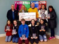 Billy Makes Donation Of €1,000 To Fenit/Spa Youth Club
