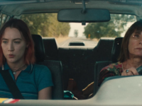 Saoirse Ronan and Laurie Metcalf in 'Lady Bird'.