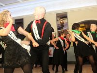 The opening dance at the University Hospital Kerry 'Sickly Come Dancing' night in Ballygarry House Hotel on Friday. Photo by Dermot Crean