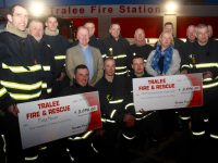 Fire Service Raises Thousands For Two Great Causes