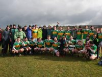 The victorious John Mitchels team. Photo by Adrienne McLoughlin