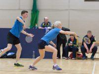 The Kerry mixed Doubles Badminton Championships are next competition due to be played Friday 09 March Killarney Sports & Leisure Centre, as a build up to next Friday we see a photograph of Brendan McGovern Annascaul, & Amanda Carmody Moyvane who won last years Division 3 Mixed Badminton Championships.