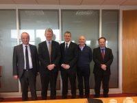 Tralee Delegation Meets With CEO Of Courts Services