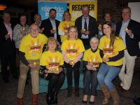 The launch of the Dingle Darkness Into Light last week.