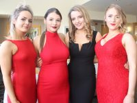 at the IT Tralee Clubs and Societies Ball at Ballyroe Heights Hotel on Wednesday night. Photo by Dermot Crean