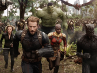 McCann At The Movies: 'Infinity War' Is A Visual Feast To Entertain The Masses