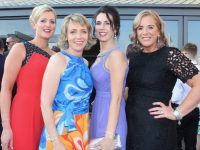 Nollaig McCarthy, Catriona Kennedy, Catherine Keane and Lisa Martin at the Connect Kerry Women In Business Awards at the Ballyroe Heights Hotel on Friday evening. Photo by Dermot Crean