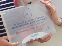Number Of Tralee Schools Receive Science Foundation Ireland Awards