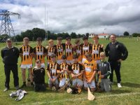 U16 team that represented Kerry at the Munster Blitz in Mallow recently