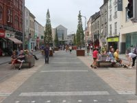 Survey Shows Approval Of Pedestrianisation In Town And Preference For 'Free First-Hour' Parking