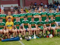 The Kerry U21 hurling team. Photo by Mike O'Halloran