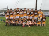 U16 Team who defeated Ballyheigue in Co.  C'Ship Semi-Final and play Ballyduff in the Final this Friday evening.