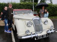 at the Kingdom Veteran Vintage & Classic Car Club's annual Ballymac Vintage Car and Honda 50 Run.