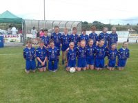 U12 mixed team for the Jack Rahilly Memorial Blitz