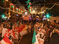 Hundreds Of Performers To Entertain Crowds At  Festival Parades