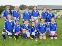 The Kerins O'Rahillys team at the Carmel O'Connor Memorial Blitz at Na Gaeil GAA Club on Saturday. Photo by Dermot Crean