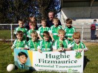 Na Gaeil U11 team that played in the Hughie Fitzmaurice Memorial Tournament in Moyvane last weekend.
