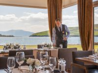 The Coastguard Restaurant in the Dingle Skellig Hotel will host a very special event in October.