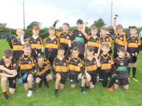 Austin Stacks Under 10s at the Siobhan Cotter Tournament at Churchill GAA on Sunday. Photo by Dermot Crean
