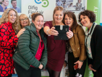 Fiona Leahy, Kerry LEO; Lisa O'Carroll, Kerry LEO; Nicola Lawless, Kerry Flyer; Michelle Keane, Mibeau Interiors; Liz Maher, Kerry Businesswomen's Network; Diana McCarthy, NEWKD Home Maintenance Service