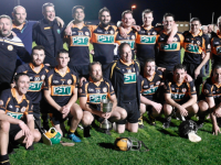 Austin Stacks Win South Kerry Junior Hurling Championship