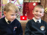 WATCH: Caherleaheen's Infants Give Their Unique Take On Christmas