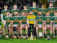 The Kerry team which face Limerick in Tralee on Thursday night.