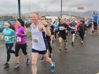 Taking off at the Kerins O'Rahillys 5k/10k Run on Sunday morning. Photo by Dermot Crean