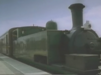 The steam train back in 1993 as featured on 'Great Railway Journeys' (see video below).