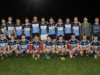 The IT Tralee hurling panel.