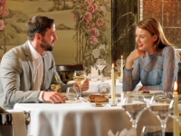The Rose Room in The Rose Hotel is perfect for an intimate dinner date.