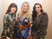 Nicola O'Carroll, Aisling O'Leary and Erin Hoare at the Connect Kerry Hair and Beauty Awards at The Rose Hotel on Sunday afternoon. Photo by Dermot Crean