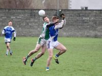 Action from the Kerins O'Rahillys v Na Gaeil match.