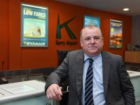 "John Mulhern ( PICTURED ) the New Kerry Airport General Manager Welcomes Babcock Decision To Locate Base In Farranfore   THE newly-appointed General Manager at Kerry Airport has announced that a new helicopter base will soon open in Farranfore to service to service the imminent re-opening of Ireland's oil and gas exploration industry.   The Chairman of Kerry Airport, Denis Cregan, in the company of the Minister of State for Tourism and Sport, Mr Brendan Griffin TD, formally welcomed John Mulhern at a special gathering of elected, business, civic and community representatives at Kerry Airport.  Photo By Domnick Walsh © Eye Focus LTD - www.dwalshphoto.ie Tralee Co Kerry Ireland  Mobile Phone : 00353 87 26 72 033  Land Line : 00 353 66 71 22 981  E/mail : info@dwalshphoto.ie  WEB Site :  www.dwalshphoto.ie EMBARGO 7am Tuesday 12th March 2019 - Not to appear in print, online or broadcast until after 7am tomorrow (Tuesday) morning   John Mulhern the New Kerry Airport General Manager Welcomes Babcock Decision To Locate Base In Farranfore   THE newly-appointed General Manager at Kerry Airport has announced that a new helicopter base will soon open in Farranfore to service to service the imminent re-opening of Ireland's oil and gas exploration industry.   The Chairman of Kerry Airport, Denis Cregan, in the company of the Minister of State for Tourism and Sport, Mr Brendan Griffin TD, formally welcomed John Mulhern at a special gathering of elected, business, civic and community representatives at Kerry Airport.   A Waterville-resident, the new General Manager at Kerry Airport, John Mulhern, said: ""I've landed in Kerry Airport at a very exciting and positive time for the Airport which plays such a key role as a gateway to Kerry. Passenger numbers were up 9% in 2018, a newly refurbished Fire Station is currently under construction, the Gateway Bar and Restaurant have been refurbished and the magnificent new-look Pre-Boarding Area in the Departures Lounge has led to an improved and more pleasant travel experience for outbound passengers. Now, the decision by Babcock locate a base at Kerry Airport opens a significant opportunity for the local economy to benefit from the imminent re-opening of Ireland's oil and gas exploration industry.  The new Babcock operations at Kerry Airport will be the base from which crews on the rigs will be taken to and from shore.""   Kerry Airport possesses modern and spacious hanger facilities, quick check-in and security, and multiple daily flights to Dublin and London with connections for an international workforce. Farranfore is only 20 minutes from Tralee and Killarney by road and rail and less than an hour by road to two deep water ports – Fenit and Foynes - which have historically acted as oil and gas shore-bases.   John Mulhern, who has taken over from the recently-retired Peter Moore, was previously the Chief Operating Officer with responsibilities for Business Development at Mater Private Hospital Cork. Since joining Mater Private Cork in 2016 he played a pivotal role in turning what was a loss-making business into a very successful operation. He will be responsible for the effective delivery of all elements of airport operations within budget.   ""I'm looking forward to working with the Board to ensure that Kerry Airport remains a major gateway between Kerry and global commercial and tourism markets for many years to come,"" said John Mulhern. Ideally located for anyone wishing to travel on business or pleasure, Kerry Airport services direct flights to seven destinations including: London Luton, London Stansted, Frankfurt-Hahn, Berlin, Alicante & Faro (summer 2019) with Ryanair, and to Dublin with Aer Lingus Regional.   For more details, visit www.KerryAirport.ie or call +353 66 976 4644.   Ends   Issued by John Drummey Communications on behalf of Kerry Airport. For interview requests, please contact John Drummey on +353 87 7909487 or email info@JohnDrummey.ie.   For Repro-Free Images, please contact Domnick Walsh Photography – info@dwalshphoto.ie or +353 66 7122981.   Notes to Editors:   John Mulhern has made his home in a quiet area close to Waterville in South West Kerry for the last 12 years and he understands fully the importance of maintaining and developing infrastructures that support the economy of Kerry and those traveling in and out of Ireland's most beautiful County whether for business or pleasure.   Prior to moving to Kerry, he worked and studied in the United Kingdom including in the world-famous Harefield & Brompton hospitals. John also served for four years in the Merchant Navy as the Chief Ships Medical Officer.   John Mulhern was introduced as the newly-appointed General Manager of Kerry Airport at an event at the Airport on Monday 11th March at which Tralee Chamber Alliance and Killarney Chamber of Tourism of Commerce presented the former General Manager of Kerry Airport, Peter Moore, with a gift in recognition and appreciation of his 30 years of service. The Board of Kerry Airport will formally acknowledge and show their appreciation to Peter at a private function in the coming weeks."
