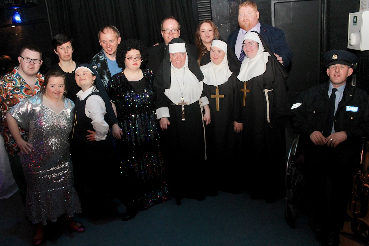 PHOTOS: St John Of God Services 'Sister' Is A Sellout