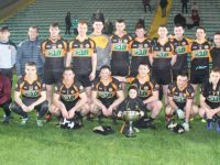 Austin Stacks winners of the Tralee Town Board League.