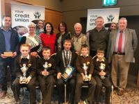 Gaelscoil Mhic Easmainn Team Wins At Stage 2 Of Credit Union Schools Quiz